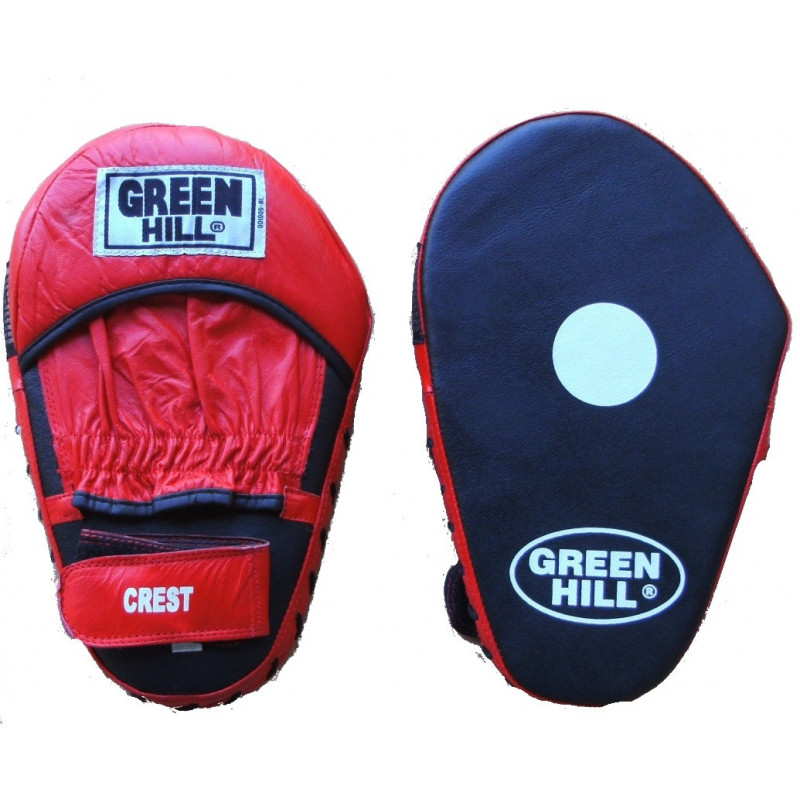 Green Hill Focus Mitt CREST