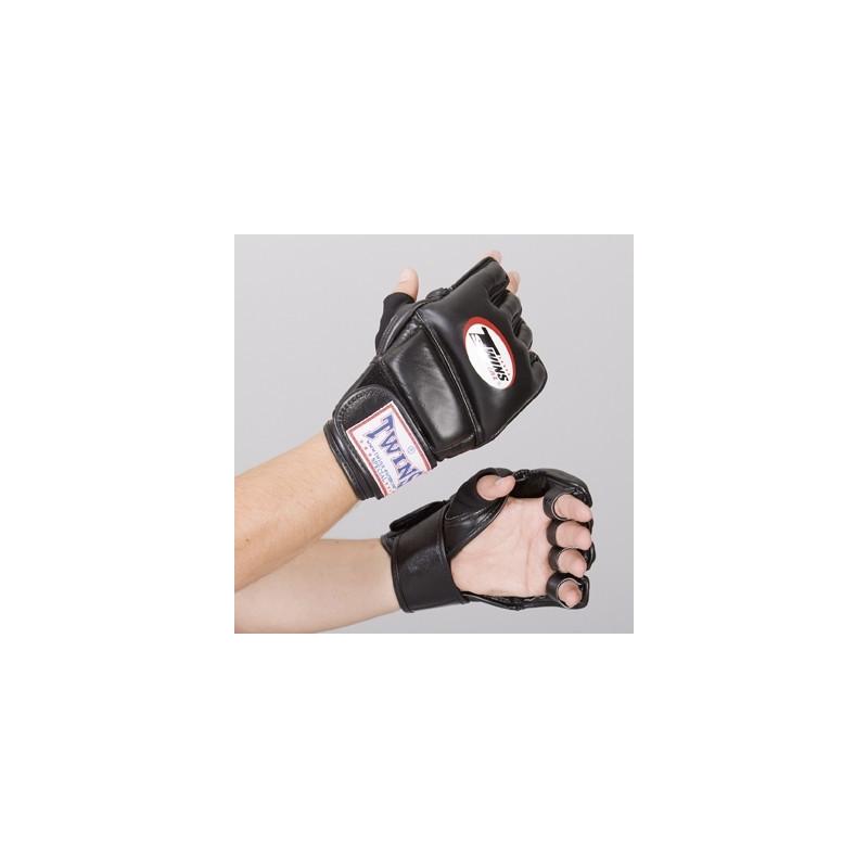 TWINS Freefight Handschuhe schwarz
