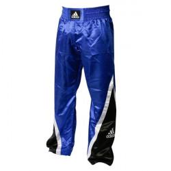 Adidas Kickboxing Hose schwarz/blau