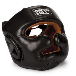 Green Hill Boxing Leder Kopfschutz HG 9019