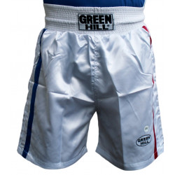 Green Hill Box-Shorts VIRTUS weiß