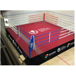 AIBA Internationaler Boxring für Meisterschaftskämpfe