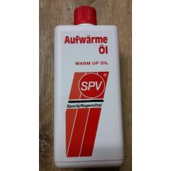 SPV Aufwärme Öl 500 ml