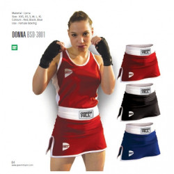 Lady Boxing Rock Donna