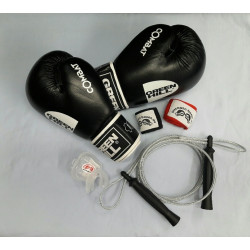 Box-Set mit Echtleder SparringshandschuhenBox-Set mit Echtleder Sparringshandschuhen