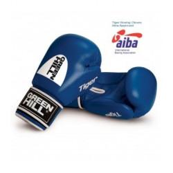 Green Hill 'Tiger' Wettkampf Boxhandschuhe