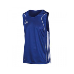 Adidas B8 Boxing Top blau...
