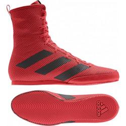Adidas BOX HOG 3 rot/schwarz