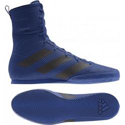 Adidas BOX HOG 3 blau/schwarz