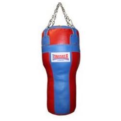 Lonsdale Leder Angle Boxsack