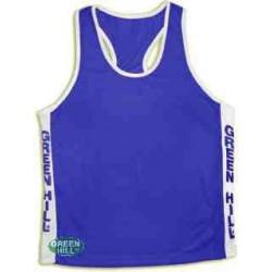 "Green Hill Boxhemd Box T-Shirt ""OLYMPIC"" rot"