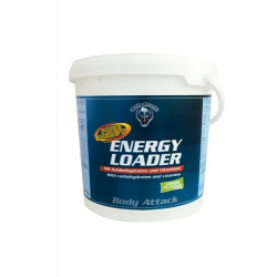Body Attack Energy Loader Sportlernahung, Sportnahrung- 5kg