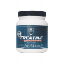 Body Attack Creatine - 500g