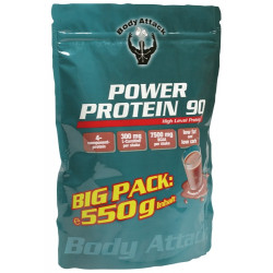 Body Attack Power Protein 90 Big Pack - 550g