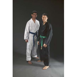 Karateanzg DAX OKINAWA schwarz