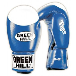 Green HIll Tiger Wettkampfhandschuh mit AIBA