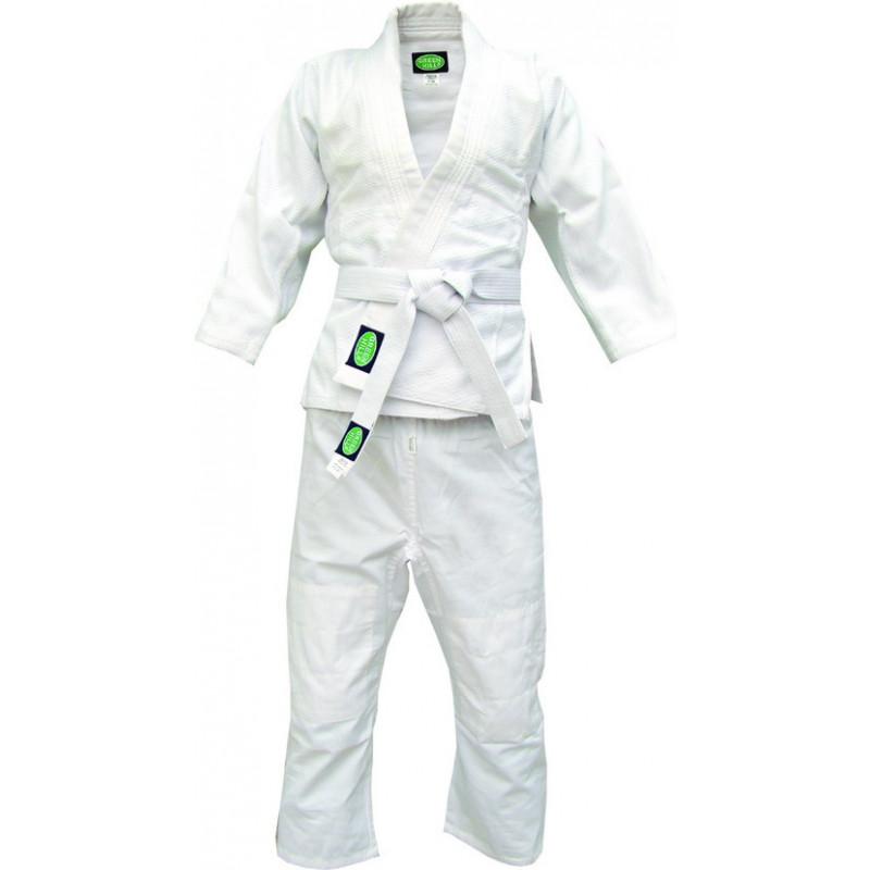 Green Hill Judoanzug kids Weiß