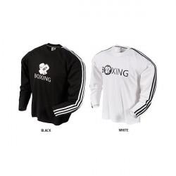 Adidas T-Shirt Boxing LS Langarm